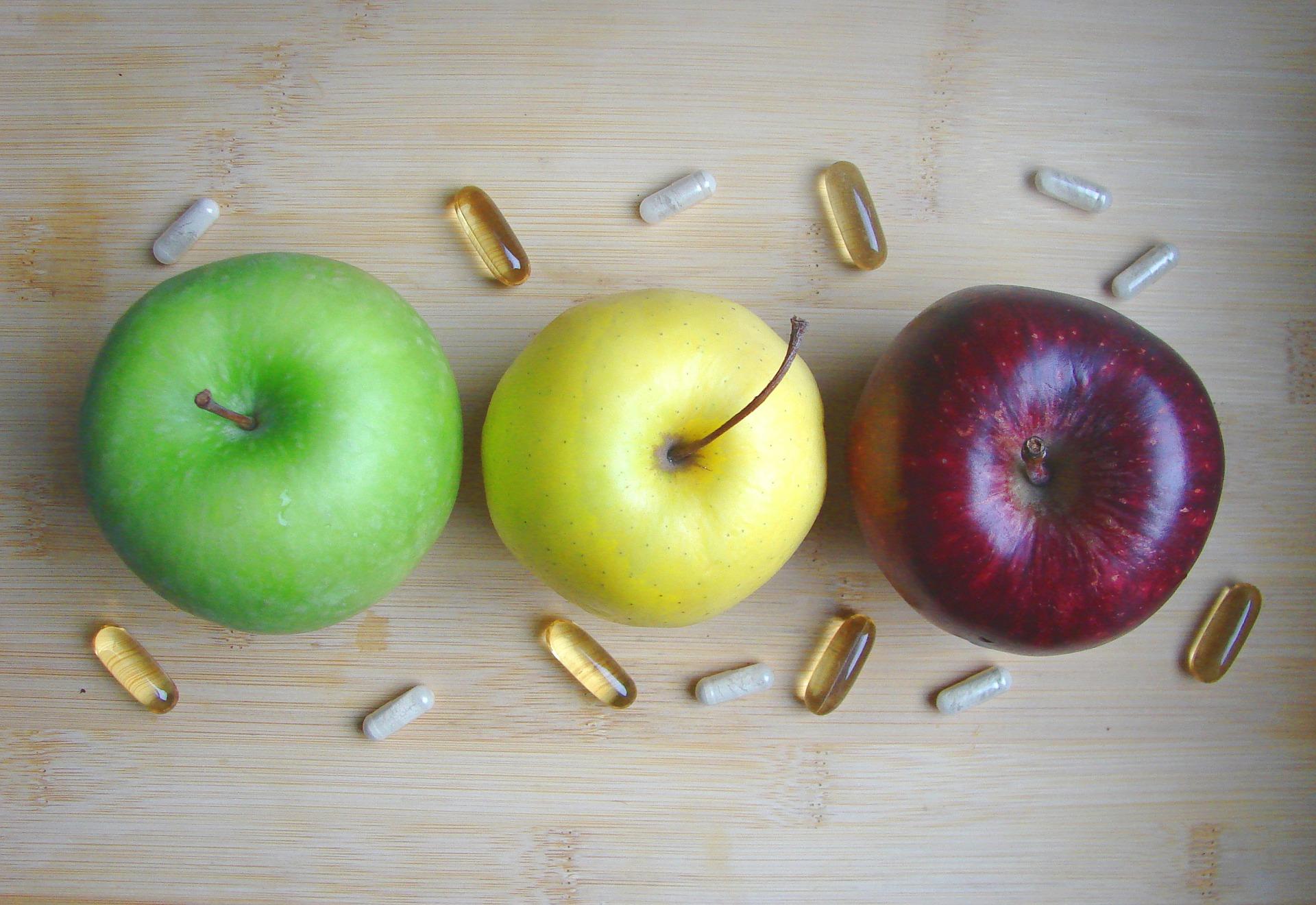 Prehranska dopolnila so živila