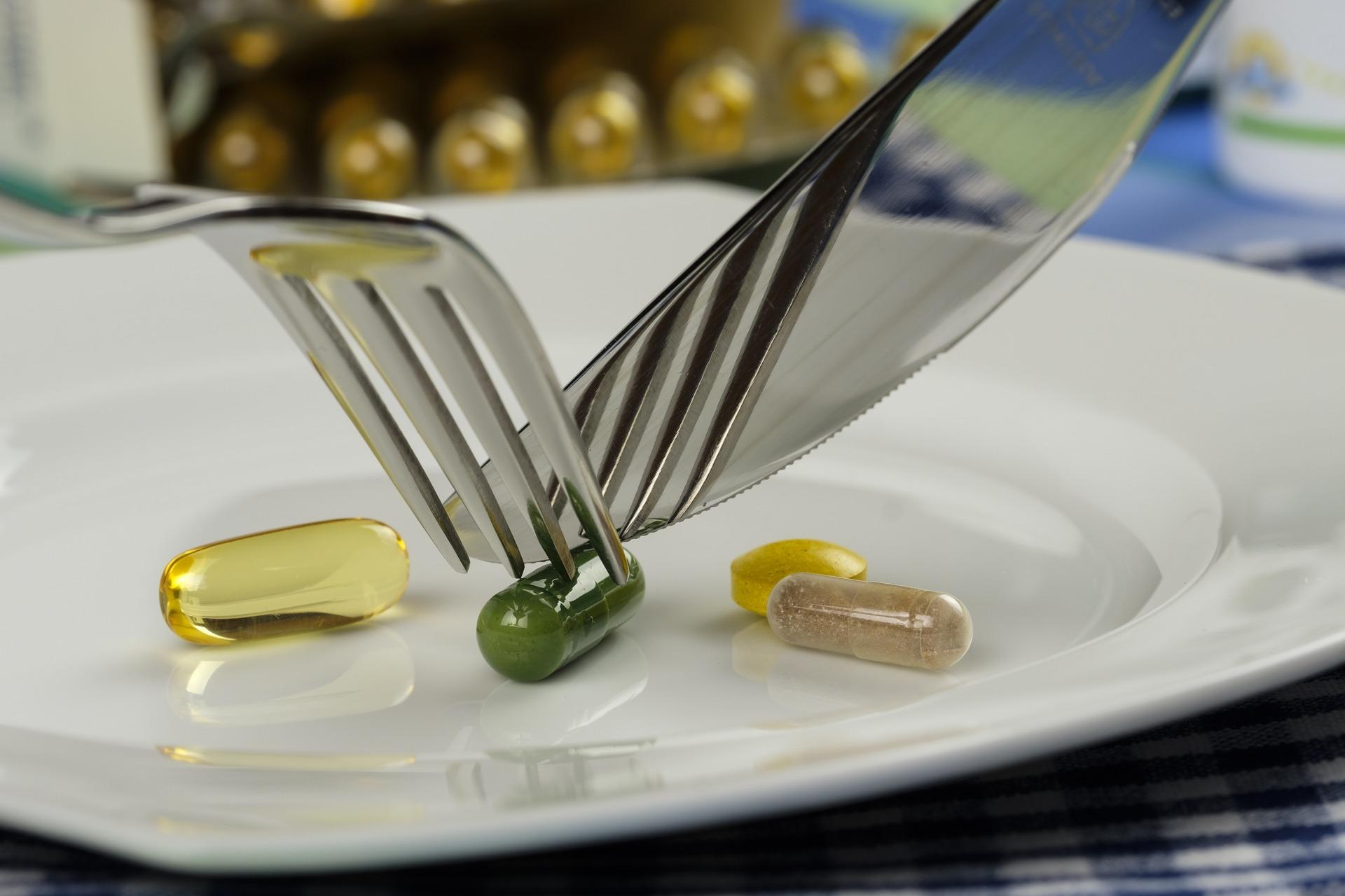 Raba prehranskih dopolnil narašča