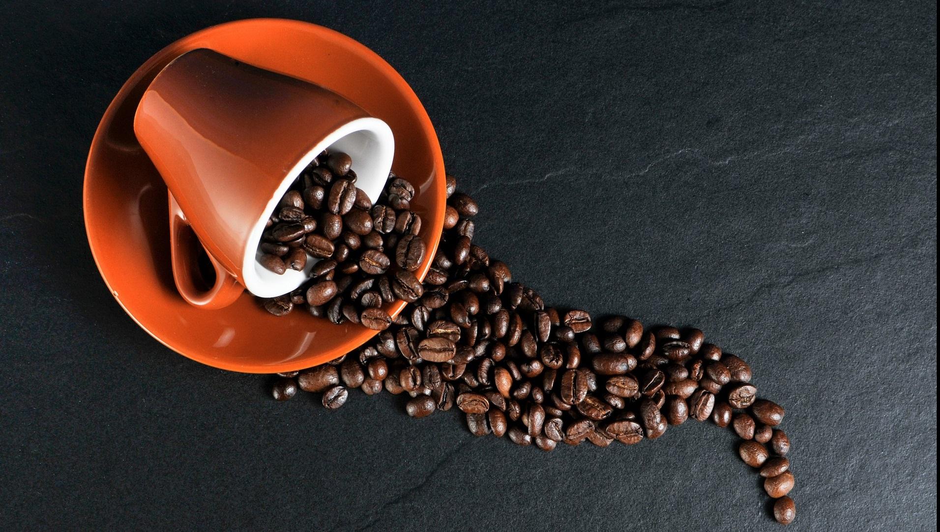 V kavnih zrnih ni koristen le kofein