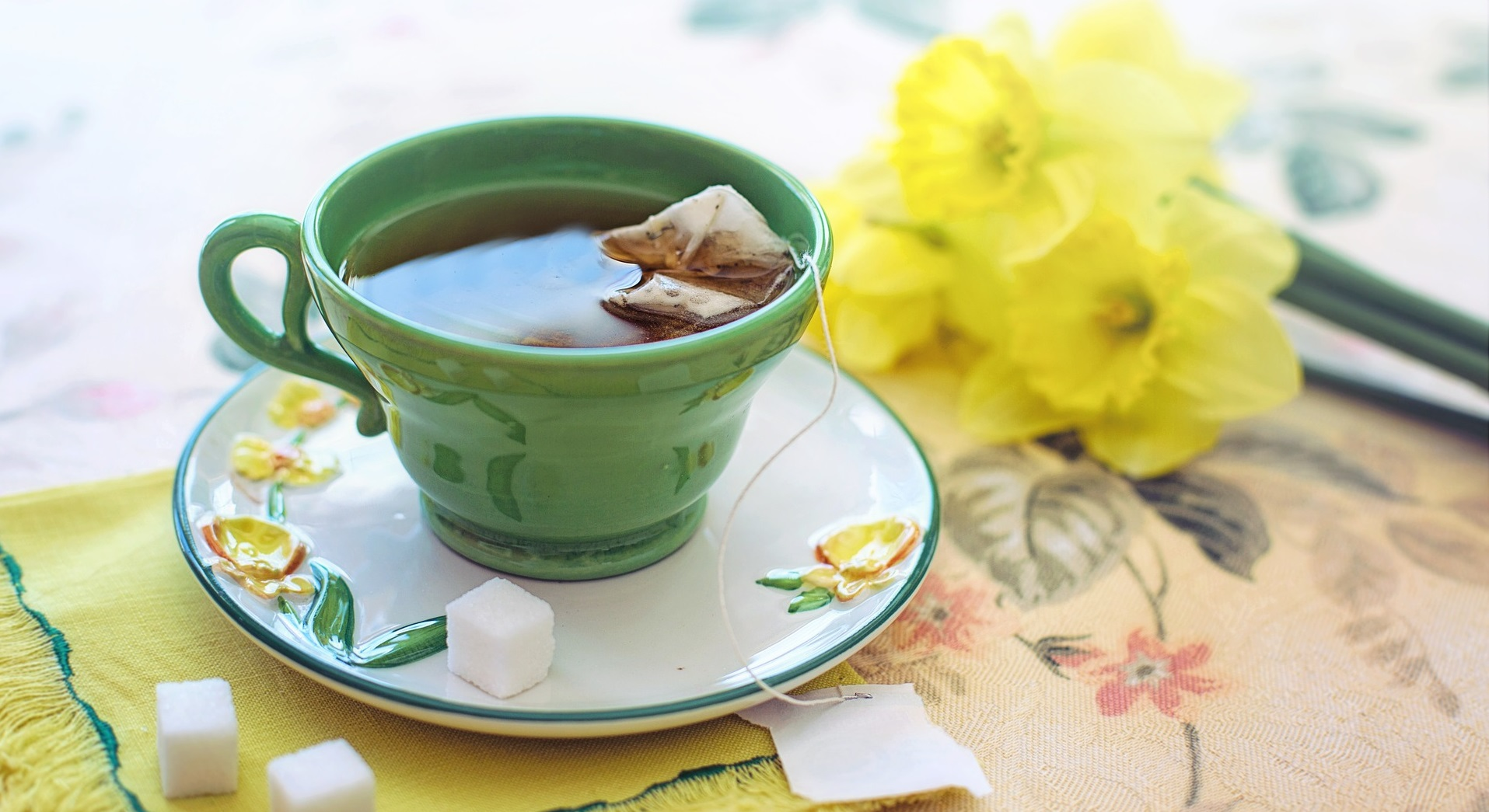Zeleni čaj v koraku z antibiotiki