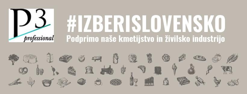 #izberislovensko