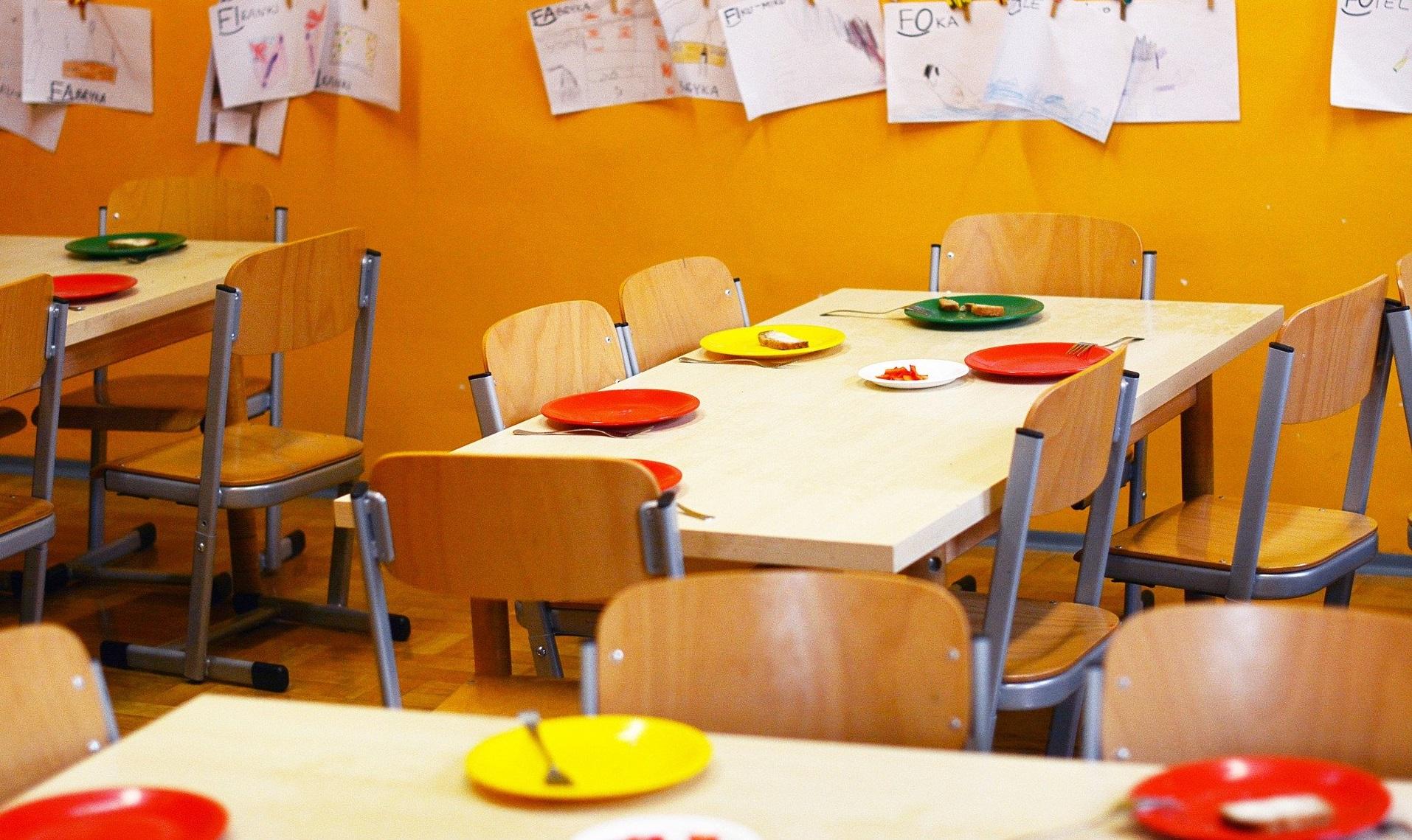 Zdrava prehrana v šoli in okolje za fizično aktivnost otrok vpliva na njihovo debelost