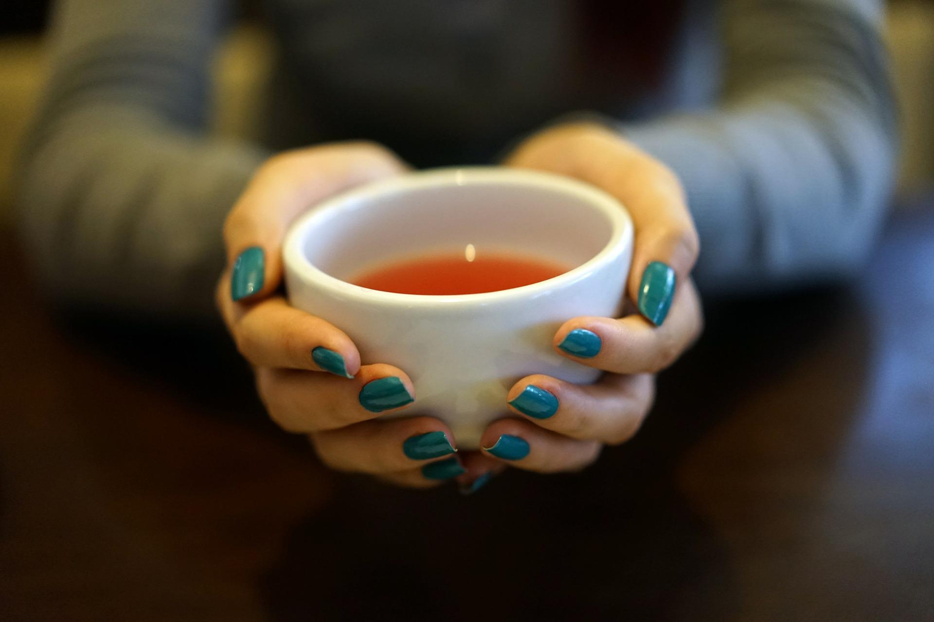 Probiotični kavni in čajni napitki