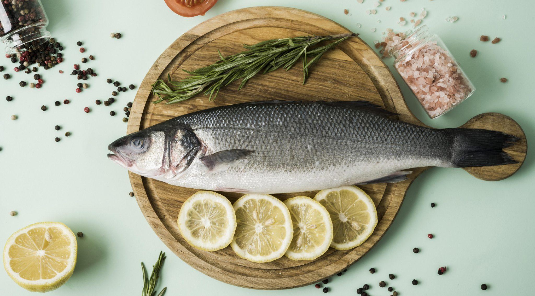 Ribe v prehrani vplivajo na biodiverziteto